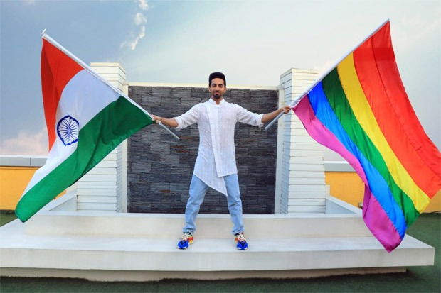From Article 15 to section 377, Ayushmann Khurrana welcomes the new decade with equality and pride
