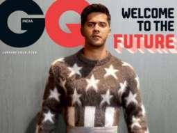 Varun Dhawan On The Covers Of GQ Magazine