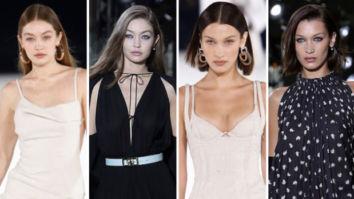 Gigi Hadid and Bella Hadid stun in elegant styles at Paris Fashion Week 2020
