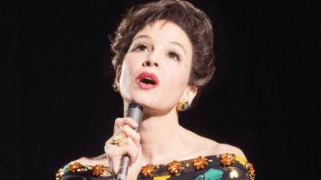 Golden Globe Award winner Renée Zellweger opens up on the impact of playing Judy Garland