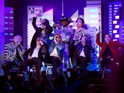 Grammys 2020 BTS outshine with their debut performance on 'Old Town Road' with Lil Nas X