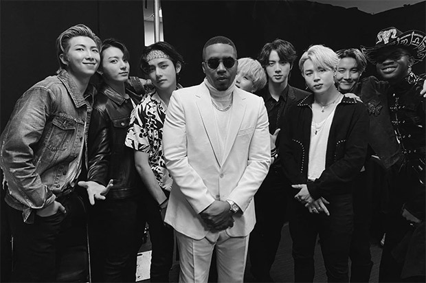 Grammys 2020: Nas, Lil Nas X and BTS in one frame post their 'Old Town Road' performance is god tier content