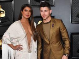 Grammys 2020: Priyanka Chopra dons a sexy plunging neckline Ralph & Russo gown as she accompanies Nick Jonas