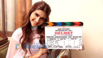 On The Sets Of The Movie Helmet