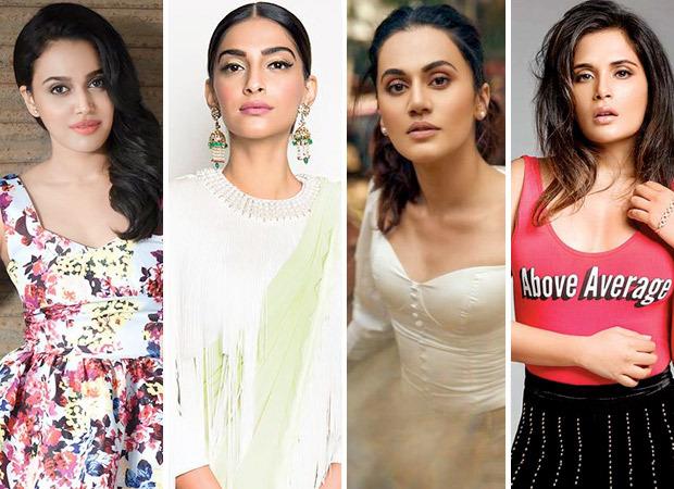 JNU Violence: Swara Bhasker, Sonam Kapoor, Taapsee Pannu, Richa Chadha, Anurag Kashyap condemn horrific attacks on students