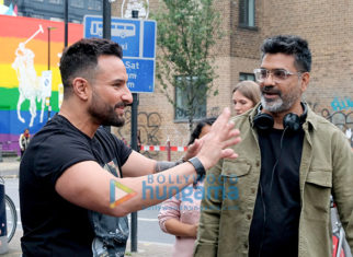 On The Sets From The Movie Jawaani Jaaneman