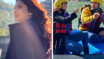 Jennifer Winget and team Beyhadh 2 are ready to make a splash as they wrap the Rishikesh schedule