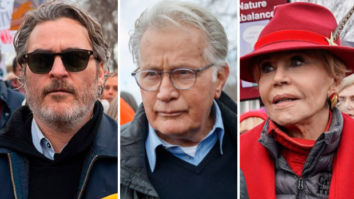 Joaquin Phoenix, Martin Sheen arrested at Jane Fonda's climate change protest