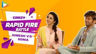 Kaante Ki Takkar – Himesh Vs Sonia Rapid Fire on SRK, Salman, Akshay, Alia, Deepika