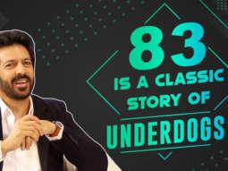 Kabir Khan EXCLUSIVE on Film 83's Classic story & Ranveer Singh's Hard work Kapil Dev