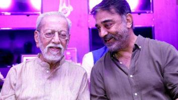 Kamal Haasan celebrates elder brother Charu Haasans's 90th birthday