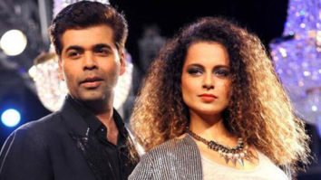 Karan Johar opens up about winning Padma Shri alongside Kangana Ranaut