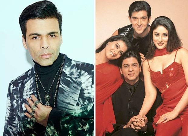 Karan Johar says Kabhi Khushi Kabhie Gham is the biggest slap in his face