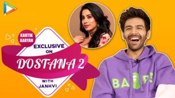 Kartik Aaryan EXCLUSIVE on Dostana 2, His Character, Janhvi Kapoor & the Fresh Energy on the set