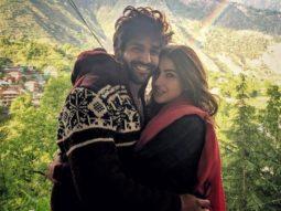 Kartik Aaryan and Sara Ali Khan as Veer and Zoe are all things love!