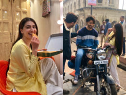 Khuda Hafiz stars Shivaleeka Oberoi and Vidyut Jammwal zoom around in Lucknow