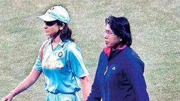 LEAKED PHOTOS! Anushka Sharma to play cricketer Jhulan Goswami, begins shooting in Eden Gardens