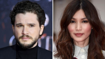 Leaked photos from The Eternals set reveal Game Of Thrones star Kit Harrington shooting with Gemma Chan