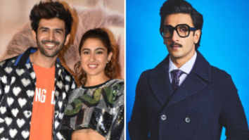 Love Aaj Kal Trailer Launch: Kartik Aaryan thanks Ranveer Singh for making his 'jodi' with Sara Ali Khan