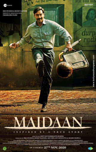 First Look Of Maidaan