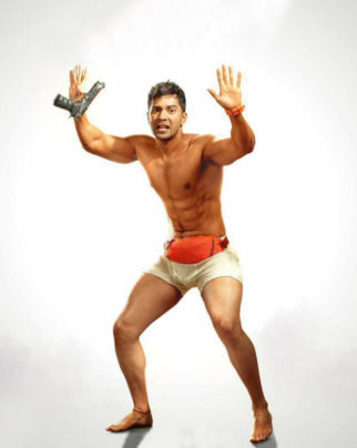 Mr. Lele: Varun Dhawan wears nothing but an underwear in first look of Shashank Khaitaan - Karan Johar's comedy