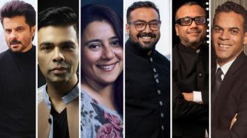 Netflix announces four diverse films from Anil Kapoor, Karan Johar, Srishti Arya, Anurag Kashyap, Dibakar Banerjee and Vikramaditya Motwane