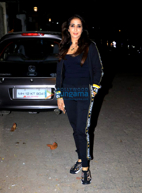 Photos Celebs attend the special screening of the film Jawaani Jaaneman at Juhu PVR-25