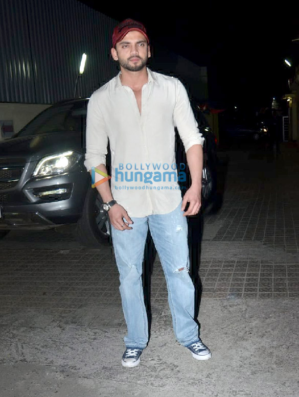 Photos Celebs attend the special screening of the film Jawaani Jaaneman at Juhu PVR (3)