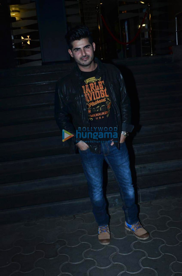 Photos Celebs attend the special screening of the movie Jai Mummy Di (5)