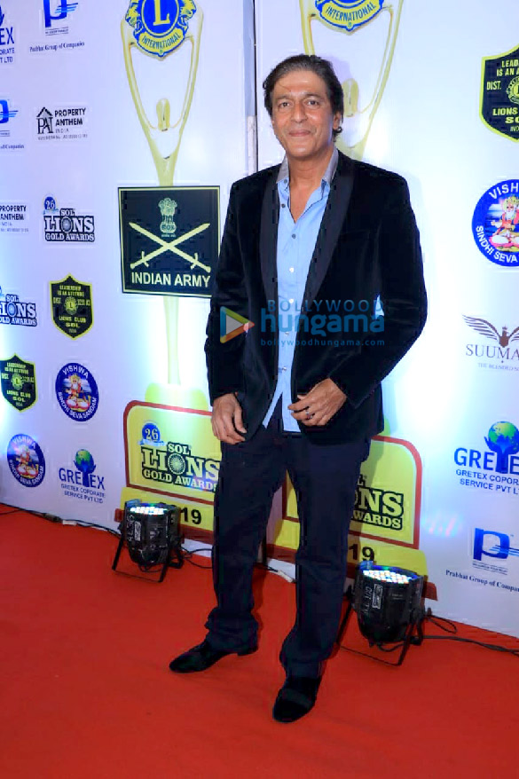 Photos Celebs grace the 26th SOL Lions Gold Awards 2020 (3)