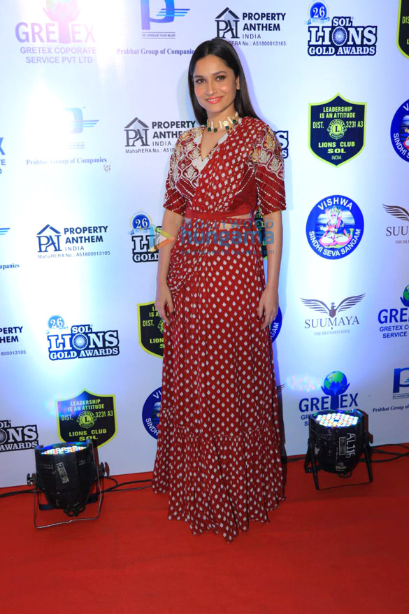 Photos Celebs grace the 26th SOL Lions Gold Awards 20201 (5)