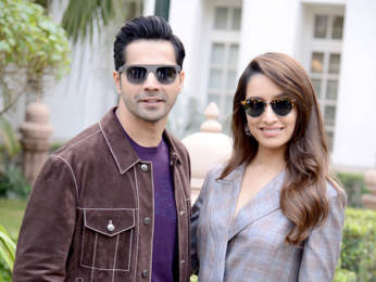 Photos: Varun Dhawan, Shraddha Kapoor, Bhushan Kumar and others snapped during Street Dancer 3D promotions in Delhi
