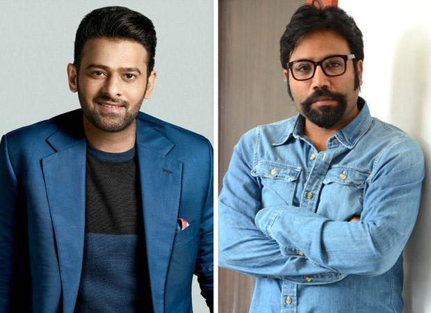 Prabhas to team up with Arjun Reddy director Sandeep Vanga