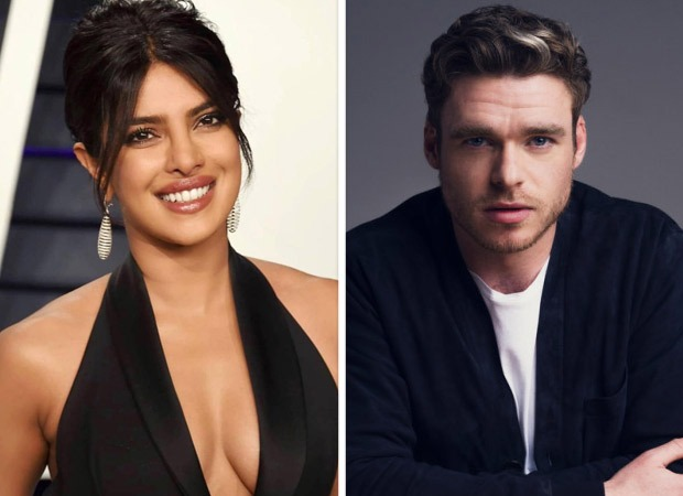 Priyanka Chopra joins Game Of Thrones actor Richard Madden in Russo Brothers' Amazon series