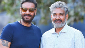 RRR Ajay Devgn begins shooting for SS Rajamouli's most anticipated multi-starrer!
