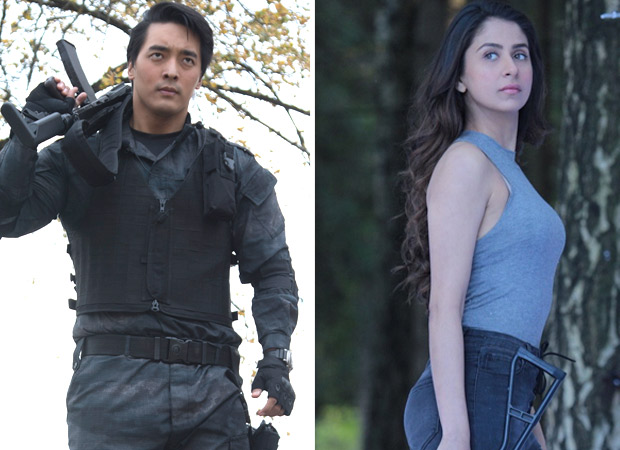 Rinzing Denzongpa starrer Squad to have a high-octane helicopter chase