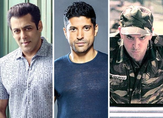 SCOOP Farhan Akhtar offers Salman Khan a film in the zone of Lakshya