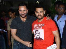 Saif Ali Khan confirms being approached for Vikram Vedha remake alongside Aamir Khan
