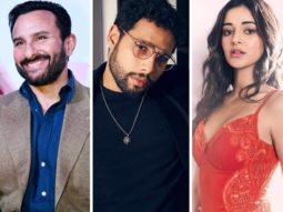 Saif Ali Khan confirms his next film LAFDEBAAZ co-starring Siddhant Chaturvedi and Ananya Panday