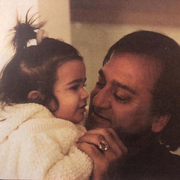 Sanjay Dutt's daughter Trishala Dutt shares a throwback ...