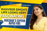 "Shah Rukh Khan – India's BIGGEST Superstar"" Rukshar's Rapid Fire Hrithik Roshan Ranveer Sara"