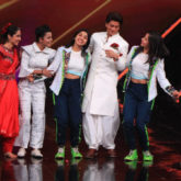 Shah Rukh Khan grooves to 'Tujh Mein Rabb Dikhta Hai' on Dance+ 5 and we're in love all over again!
