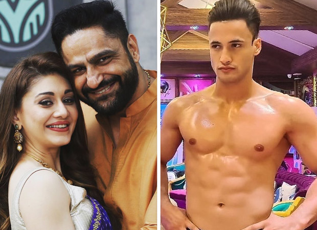 Shefali Jariwala's husband, Parag Tyagi, threatens Asim Riaz on his offensive comments towards her