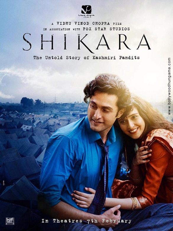 Shikara – A Love Letter From Kashmir