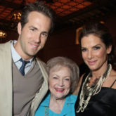 The Proposal actors Ryan Reynolds and Sandra Bullock send hilarious birthday wishes to Betty White