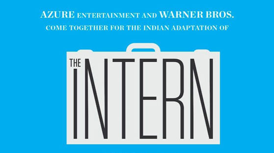 First Look Of The Movie The Intern