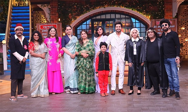 The Kapil Sharma Show: When Kangana Ranaut was surrounded by dacoits during the shoot of Revolver Rani