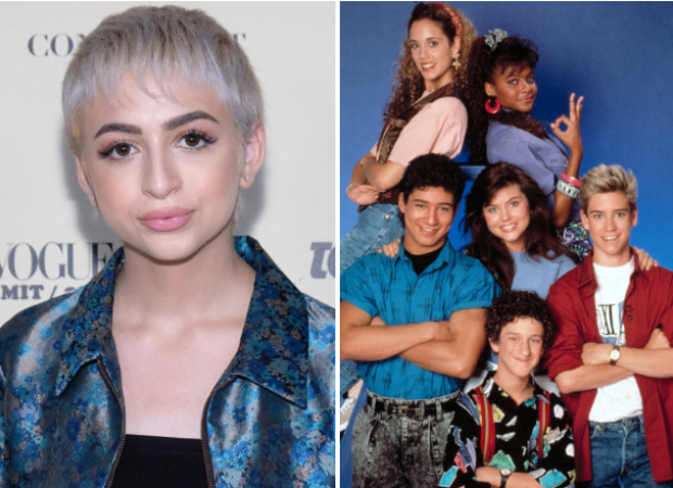 Transgender actress Josie Totah roped in as lead actress for Saved By The Bell reboot