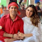 Varun Dhawan and Sara Ali Khan to dance to 'Main Toh Raste Se Jaa Raha Tha'