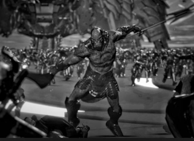 Zack Snyder reveals new look at Darkseid in Justice League